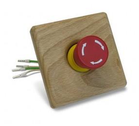 Кнопка экстренной остановки