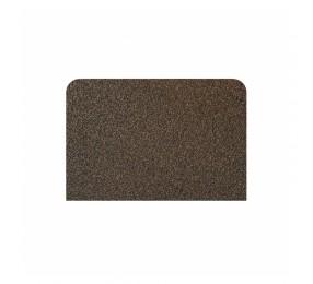 Лист притопочный, сталь, антик бронза 400х600 мм