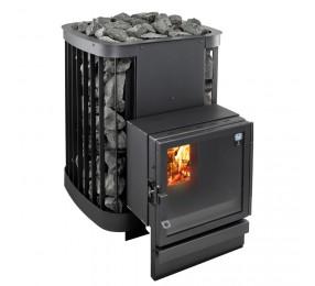 Kastor Saga 30 T дровяная печь с выносной топкой