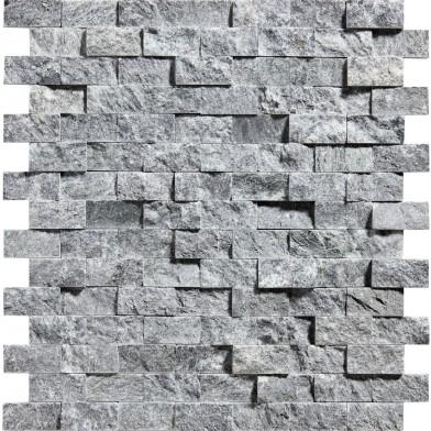 Мозаика из талькомагнезита «618TL» 300х300х8-14 мм