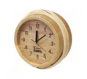 Часы деревянные, Sawo 530-D (кедр)