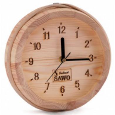 Часы деревянные, Sawo 531-P (сосна)