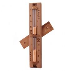 Часы песочные, SAWO 550-D (кедр)