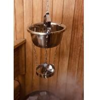 Чаша подвесная «САМОПАР» c автоматической подачей воды