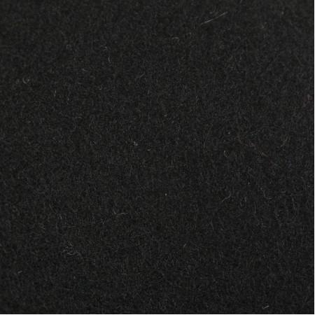 Колпак Premio банный, фетр чёрный