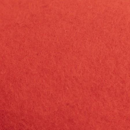 Колпак Premio банный, фетр красный