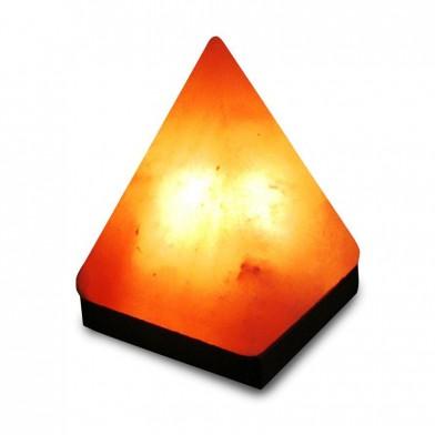 """Солевая лампа """"Пирамида"""""""