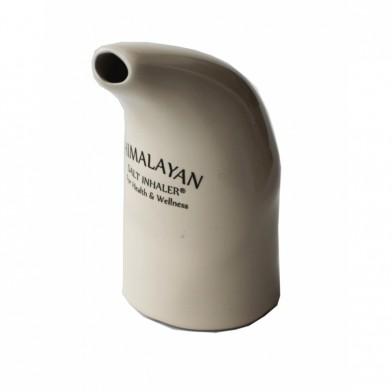 Солевой ингалятор белый (на гималайской соли)