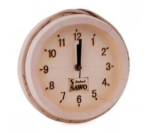 Часы деревянные, Sawo 530-A (осина)