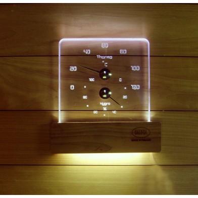 Термогигрометр NIKKARIEN с подсветкой, арт. 46304