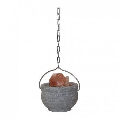 Чаша подвесная NIKKARIEN с гималайской солью