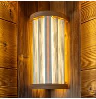 Светильник  NIKKARIEN LED27 (осина), арт. 46327