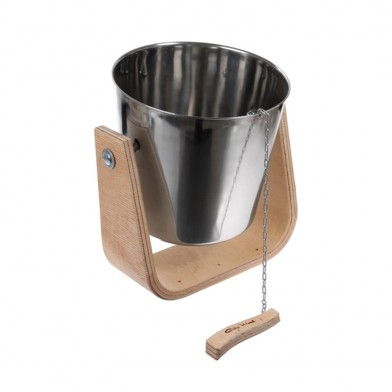 Обливное устройство, нержавеющая сталь, 20 л