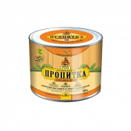 Антисептическая пропитка для бани и сауны Мастер Гурий 0,4 л