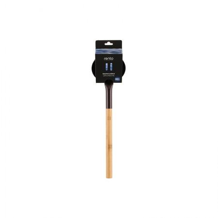 Черпак Rento алюминиевый, черно-коричневый, арт. 215765