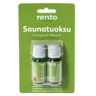 Набор ароматизаторов Rento - эвкалипт и смола (2 х 10 мл)