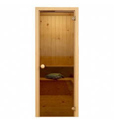 Двери и окна для бани и сауны