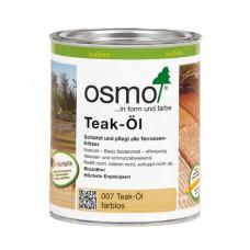 Масло OSMO TERRASSEN-OLE для террасы, 007 тик