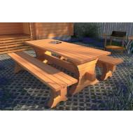 Комплект садовой мебели 94 и 134 мм