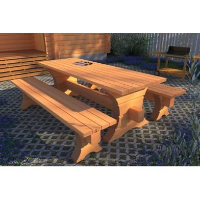 Комплект садовой мебели 70 мм