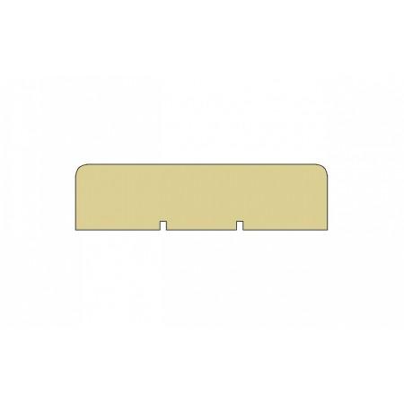 Террасная доска лиственница 24 мм, Экстра бессучковая