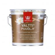 Tikkurila VALTTI (2,7л) бесцветное масло для террасной доски
