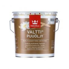 Tikkurila VALTTI (2,7л) колерованное масло для террасной доски