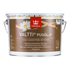 Tikkurila VALTTI (9 л) колерованное масло для террасной доски