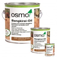 Масло OSMO TERRASSEN-OLE для террасы, 006 бангкирай, натуральный тон