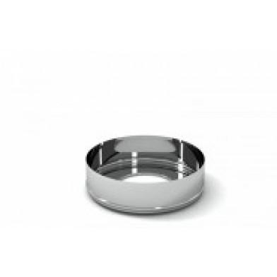 Заглушка нижняя для дымохода 115/215 с утеплением
