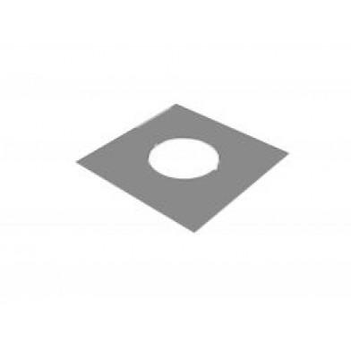 Фланец для дымохода прямой,  СДС, 250 мм