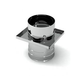 Шибер выдвижной СДС, d=115 мм
