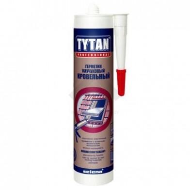 Герметик TYTAN кровельный, черный 310 мл