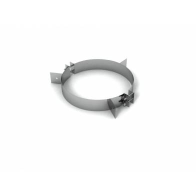 Хомут под растяжку для дымоходов 250 мм, СДС
