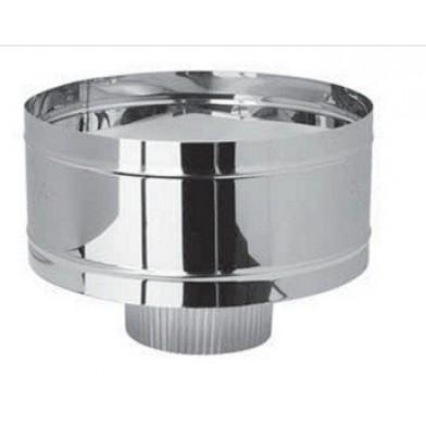Дефлектор дымовой трубы СДС, 115 мм