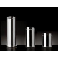 Труба дымохода одинарная СRAFT d=115 мм l=500 мм