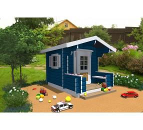 Детский домик 1