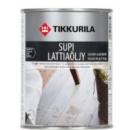 Масло Tikkurila Supi Lattiaolju для пола во влажных помещениях, 0,9 л