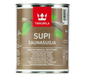 Защитный состав для сауны Tikkurila Supi Saunasuoja