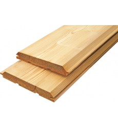 Блок-Хаус (имитация бруса), лиственница