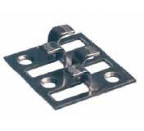 Крепеж для фасадной панели из термоясеня PMA (B1)