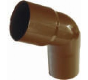 Колено трубы PLASTMO D90 60 гр