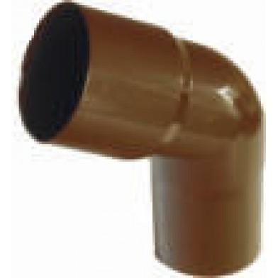 Колено трубы PLASTMO D90 45 гр