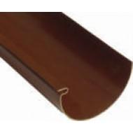 Желоб водосточный PLASTMO D120 4м