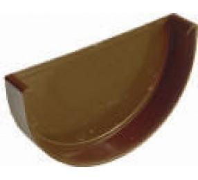 Заглушка желоба PLASTMO D120