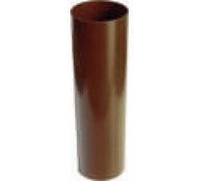 Труба водосточная PLASTMO D90, 3 м