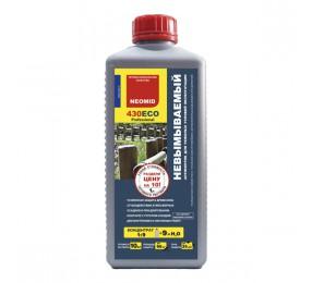 Антисептик-консервант Неомид 430 Eco невымываемый (концентрат 1:9) 1 л