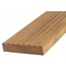 Террасная доска и декинг из древесины экзотических пород