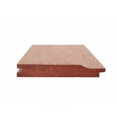 Облицовочные панели, планкен из экзотической древесины