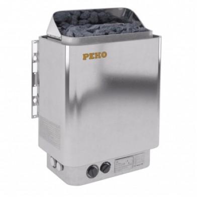 Электрическая печь PEKO EHG-45 хромированный корпус